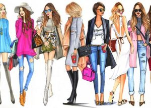 Houston Fashion Videographer - rongrong devoe illustration