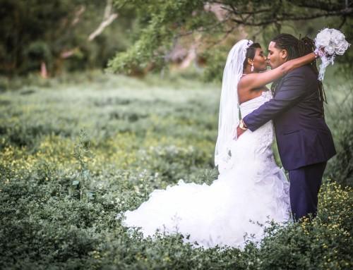 Dante & Dreka Bailey Wedding